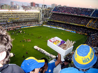 Football Match, Buenos Aires
